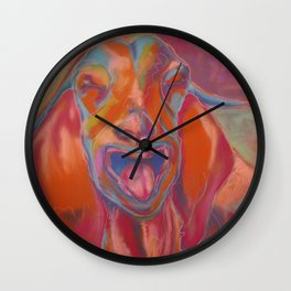 Marvin Tells A Joke Wall Clock