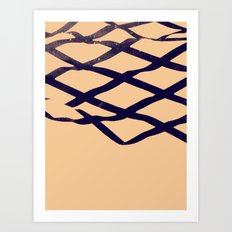 Chlorine — Matthew Korbel-Bowers Art Print