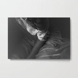 Gossamer Daydreams Metal Print