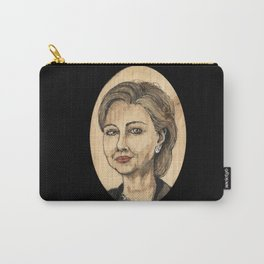 Hilary Clinton Carry-All Pouch
