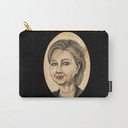 Hilary Clinton Carry-All Pouch