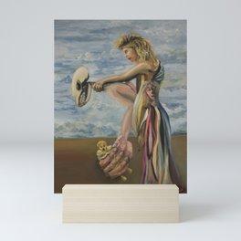 The Goddess of Innocence Mini Art Print