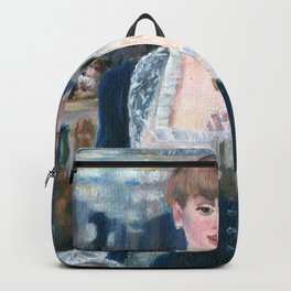 Erotic Manet Backpack