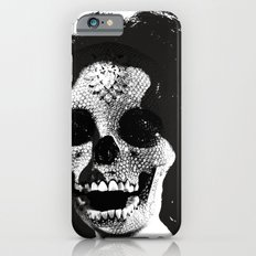Norman Bates' Auntie Liz (Liz Taylor Skullface) Slim Case iPhone 6s