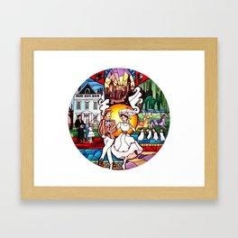 Supercalifragilisticexpialidocious Framed Art Print