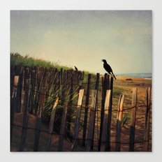 Seaside Serenade Canvas Print