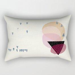 Sun 02 Rectangular Pillow