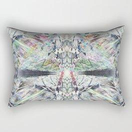 Kaleidoscopic Diamonds Rectangular Pillow