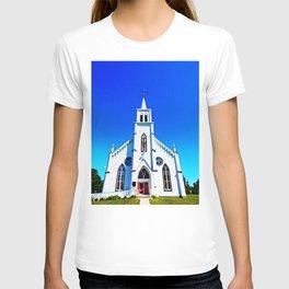 White Church T-shirt