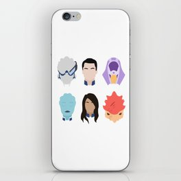 Choose Your Party No. 1 iPhone Skin