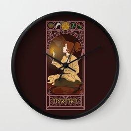 Anastasia Nouveau - Anastasia Wall Clock