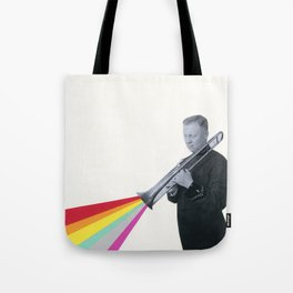 The Colour of Music Tote Bag