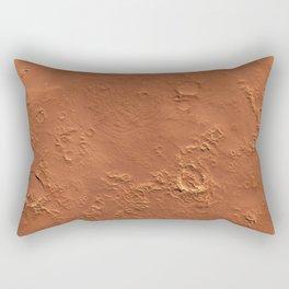 Mars Surface Rectangular Pillow