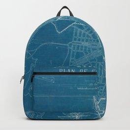 Canberra plan Backpack