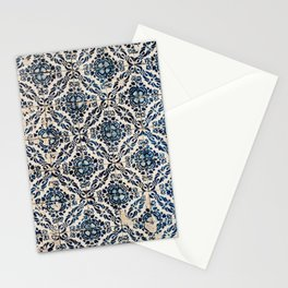 Azulejo IX - Portuguese hand painted tiles Stationery Cards