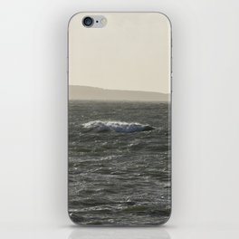 Distance To Groix iPhone Skin