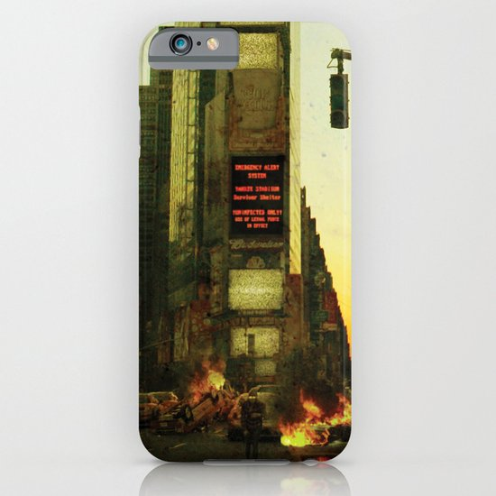 Deep Infection iPhone & iPod Case