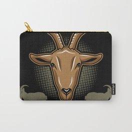 GOAT: Goat Whisperer Carry-All Pouch