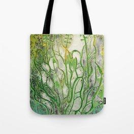 Summer Herbs Tote Bag