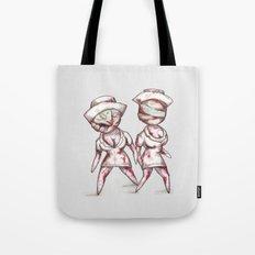 Silent Plushies  Tote Bag