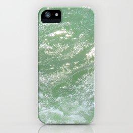 What(er) A Gem- Jade iPhone Case