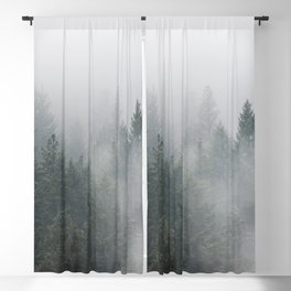 Long Days Ahead - Nature Photography Blackout Curtain