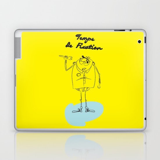 "The Ink - ""Fix"" Laptop & iPad Skin"