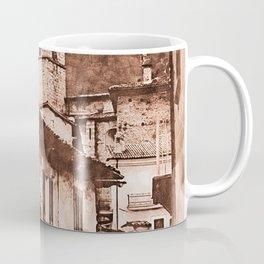 Scanno, an ancient italian village Coffee Mug
