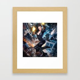 No Return Framed Art Print