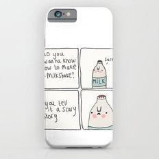 milkshake iPhone 6s Slim Case