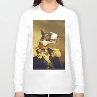 general Long Sleeve T-shirts featuring General Bully by Bakus