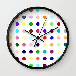 Brotizolam Wall Clock