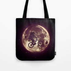 E.T.B. (variant 3) Tote Bag