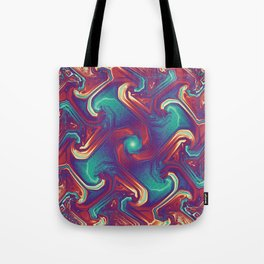 Abstract Hammers Tote Bag