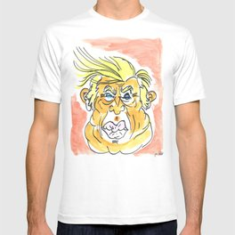 The Orange Menace T-shirt
