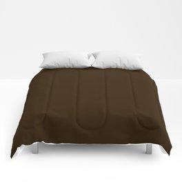 Chocolate Brown Comforters