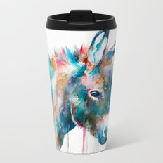 Donkey Metal Travel Mug