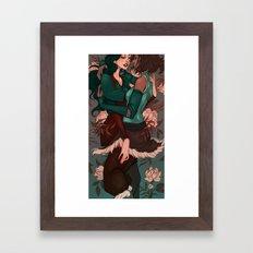 Korrasami Framed Art Print
