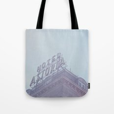 Hotel Astoria Tote Bag