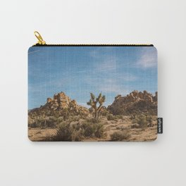 Joshua Tree National Park XXIII Carry-All Pouch