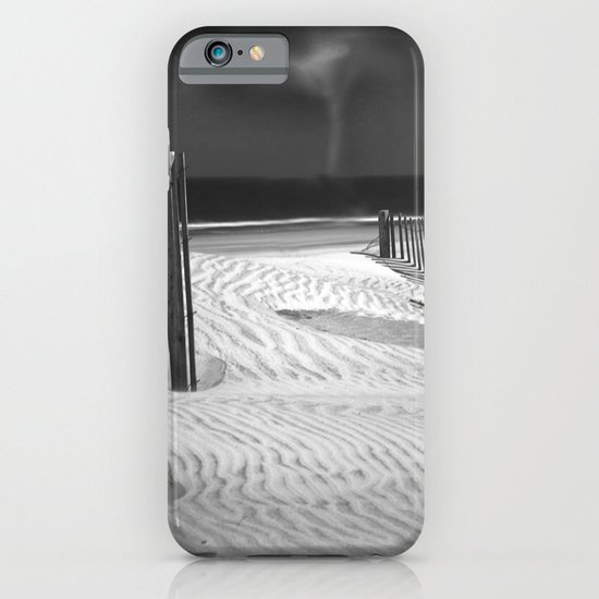 Storm on the Horizon iPhone & iPod Case