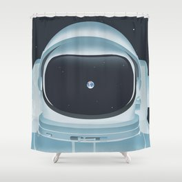 Our Insignificant Little Home Shower Curtain