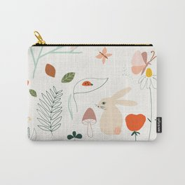 Meadow Blossom Carry-All Pouch