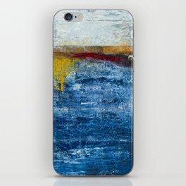 Homage to a ruler - Ocean iPhone Skin