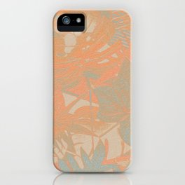 floral ball 4 iPhone Case