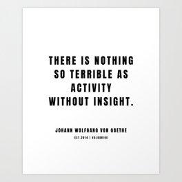 Framed Print Poster 201226 143 Inspiring Motivating Words Sayings Philosophy  Famous Popular Johann Wolfgang Von Goethe Quotes