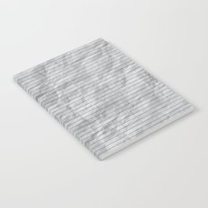 Crumpled Lined Paper Notebook