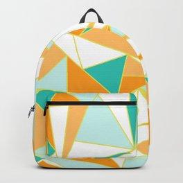 PUMPKIN GLASS WINDOW Backpack
