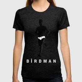Birdman Running T-shirt