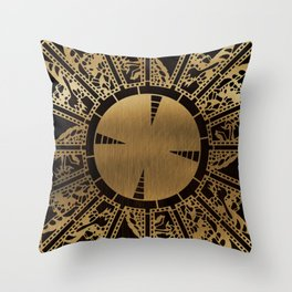Lament Configuration Side A Throw Pillow